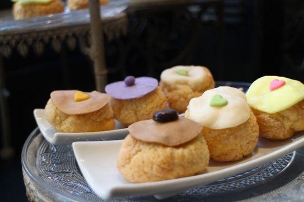 Chez Odette, la tradition du choux à la crème