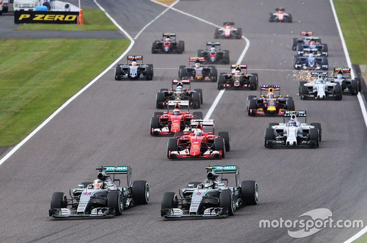 Grand Prix du Japon 2015 : Hamilton de bout en bout et Alonso fustige Honda