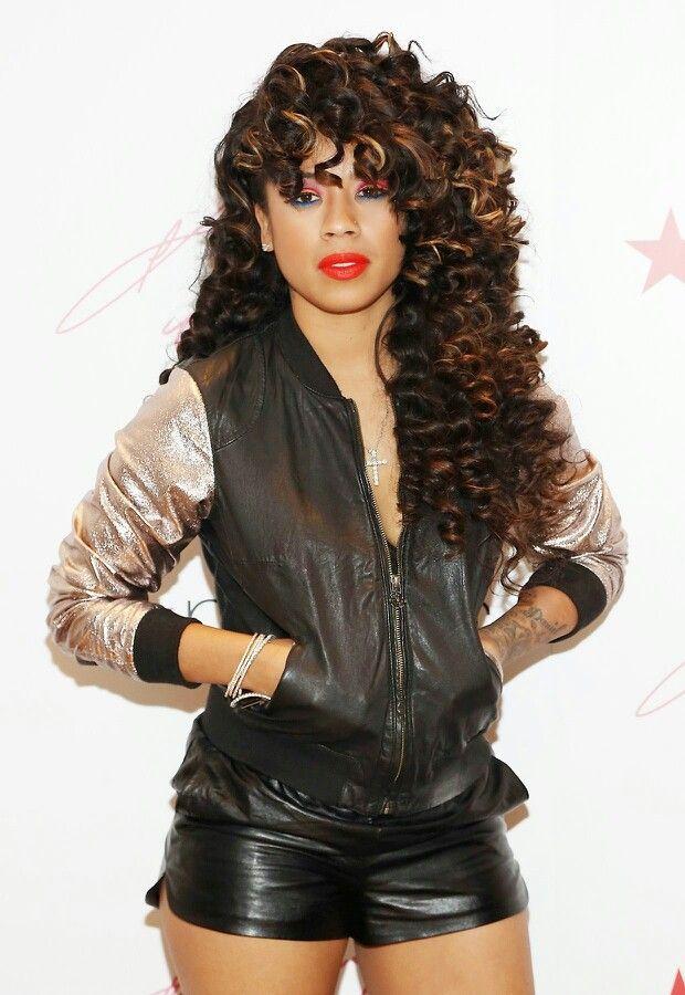 Keyshia Cole Badass Wigs Sewins Keyshia Cole