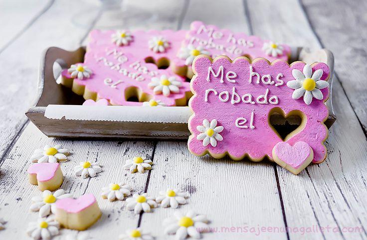 """corazonrobado-""""Mensaje en una galleta"""""""