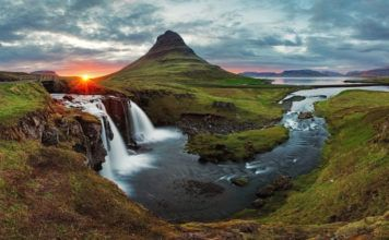 Island wandern