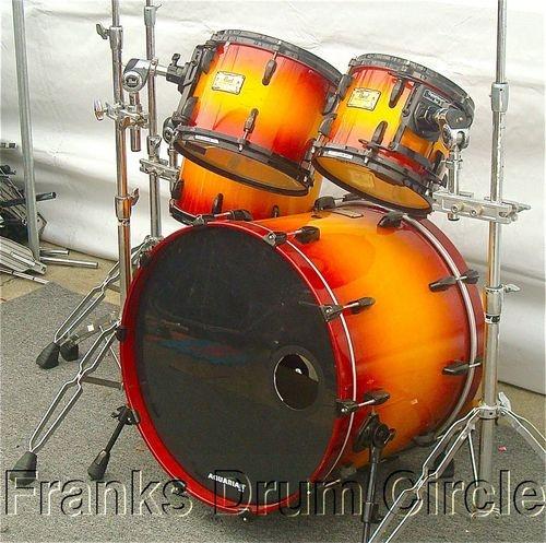 Pearl Masters Studio BRX Birch 4 Piece Drum Set Shell Pack Kit   eBay