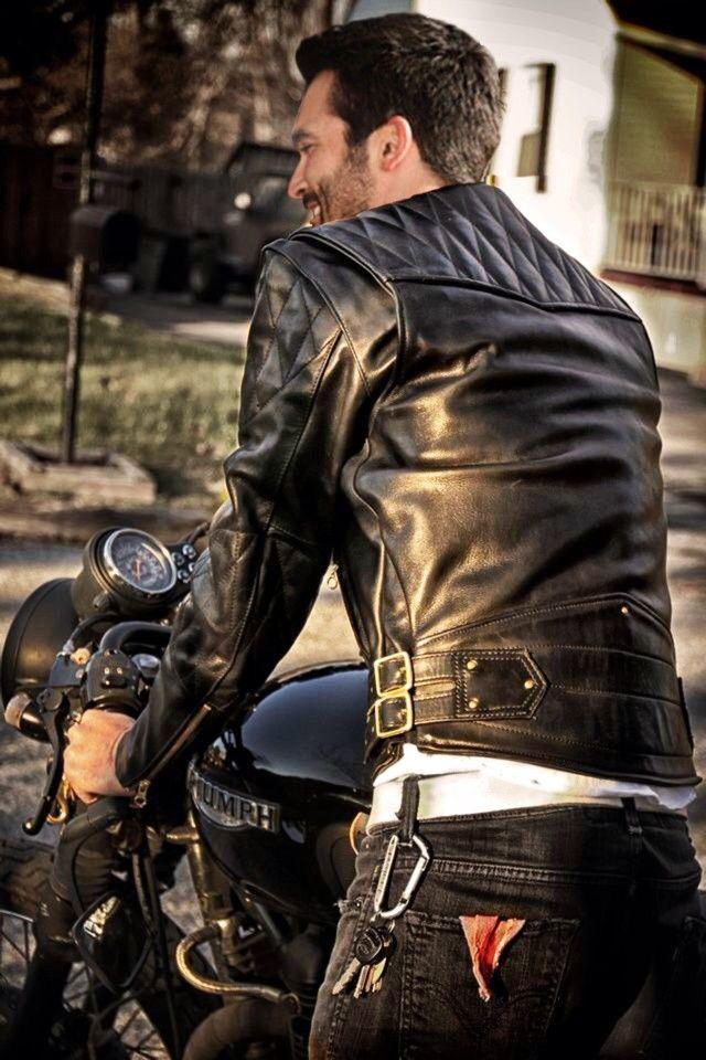15 Year Boys Bedroom: 1000+ Ideas About Leather Jacket Man On Pinterest