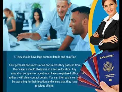 Qualities of a Reliable Migration Agent Perth - YouTube