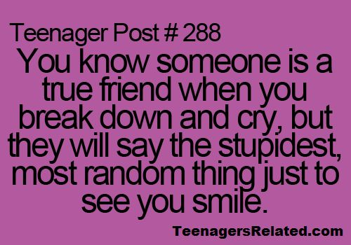 Teenagers Related Posts: happened to some of my friends and I sooo my friend and i's relationship