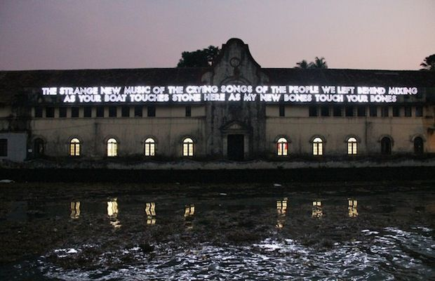 Robert Montgomery - 20 Incredible Artists Using Neon | Complex