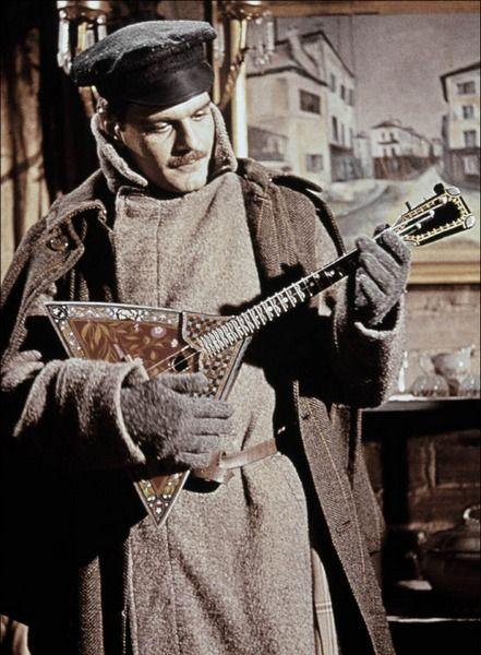 <3<3 Doctor Zhivago by David Lean, 1965 (Omar Sharif, Julie Christie, Geraldine Chaplin)