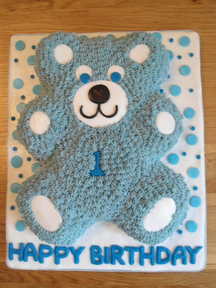 Cake For A 1 Year Old Boy Cake Boys 1st Birthday Cake