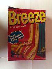 Vintage Breeze Laundry Detergent: Decorator Collection Box