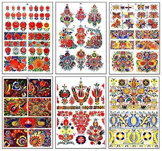 Slovak Ornament