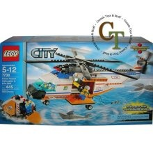 LEGO Coast Guard Rescue Helicopter