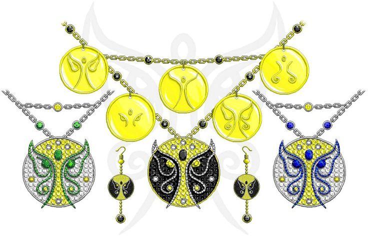 Tocamu Jewellery Sets