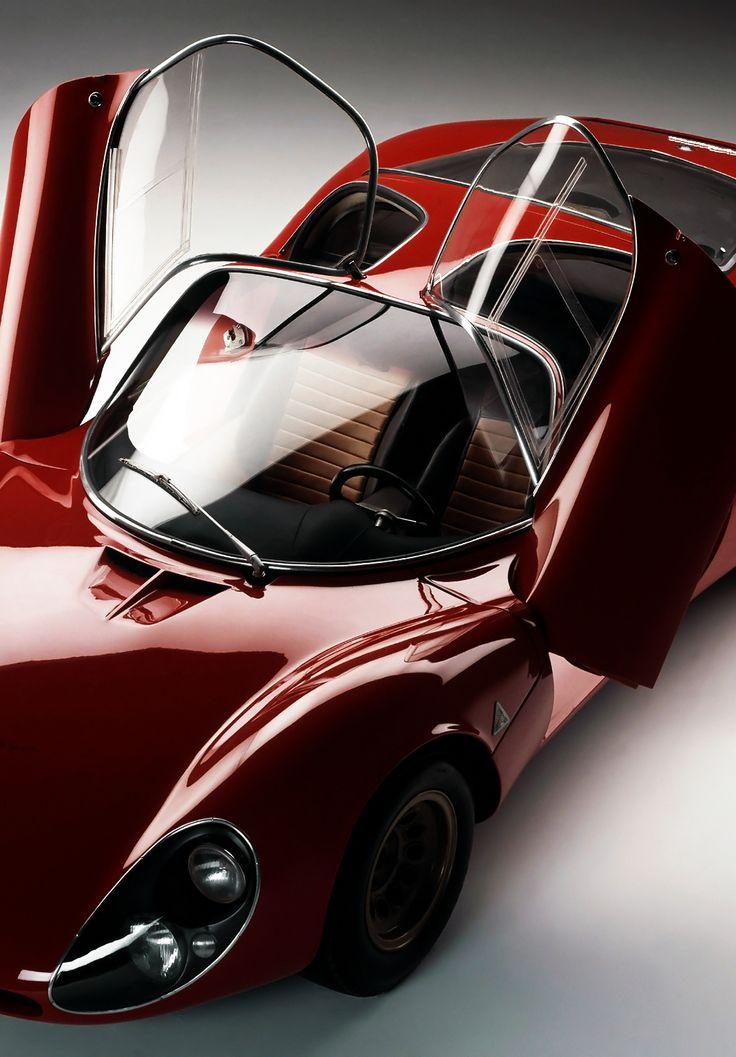 Alfa Romeo Tipo33