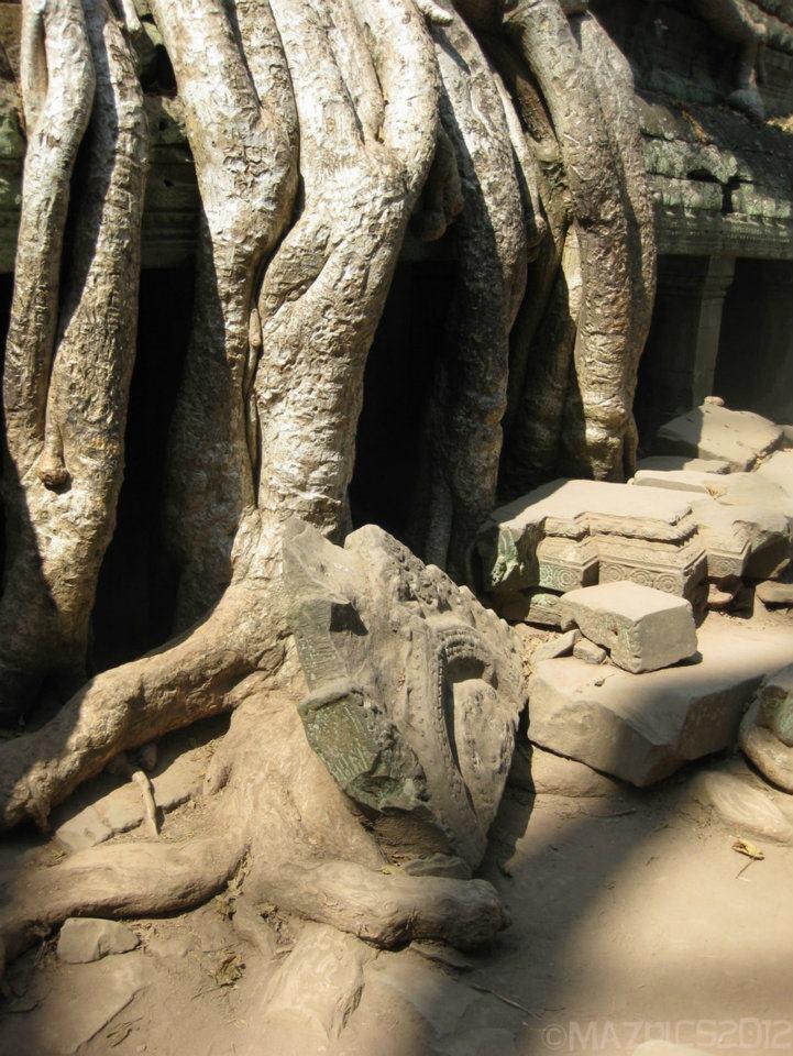 Angkor Wat, Cambodia. copyright mazpics 2012