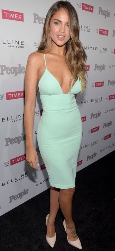 9/16/15 - Eiza Gonzalez at the PEOPLE's Ones to Watch Event in West Hollywood