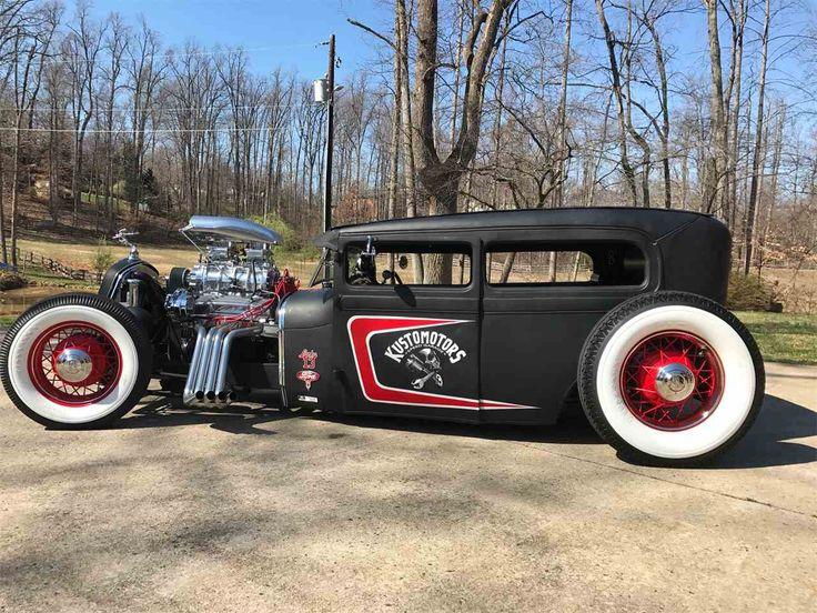 1929 Ford Tudor for sale | ClassicCars.com | Listing ID: CC-1067369 |#DriveYourDream