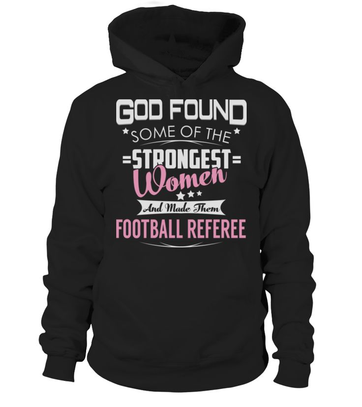 Football Referee GOD FOUND