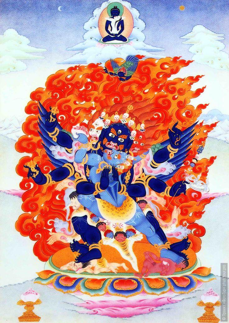 Ваджраяна (Тантрический Буддизм) . Скачать бесплатно. Буддизм.