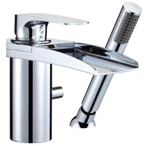 Open Water mono bath shower mixer