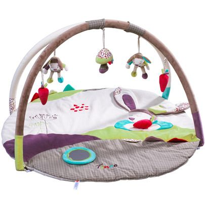 Tinoo tapis d'éveil Sauthon Baby Déco