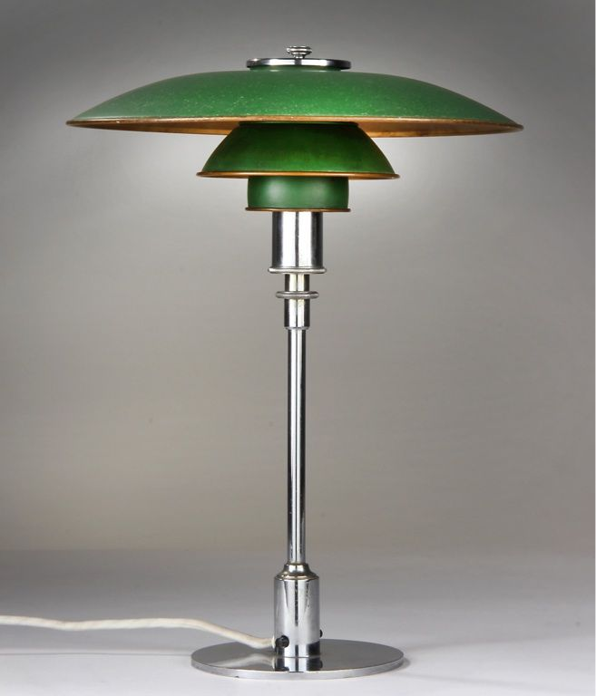 Poul Hennigsen, PH 5/3, manufactured by Louis Poulsen in 1927