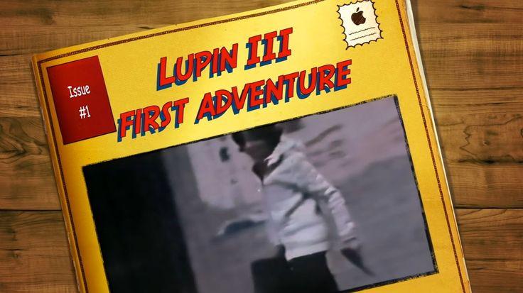 La prima avventura di Lupin III - Lupin the 3rd First Adventure (1980)