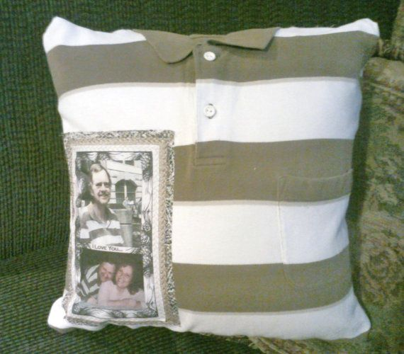 POLO or Patchwork Memory Pillow Get a by ElkCountryLDhaseleer