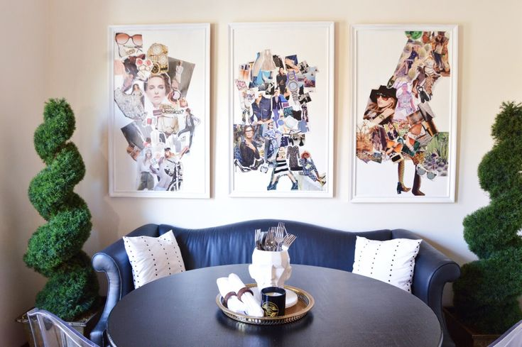 Best 25 Magazine Collage Walls Ideas On Pinterest