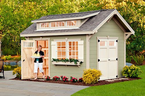 8 best dutch barns images on pinterest product catalog for Craftsman style storage sheds