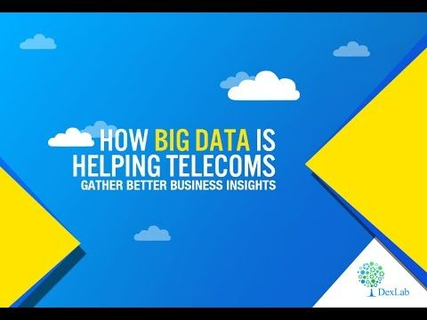Utilization of #BigData by Telcos for CRM