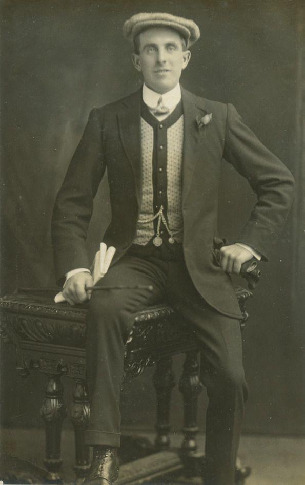 early 1900s fashion men - photo #20