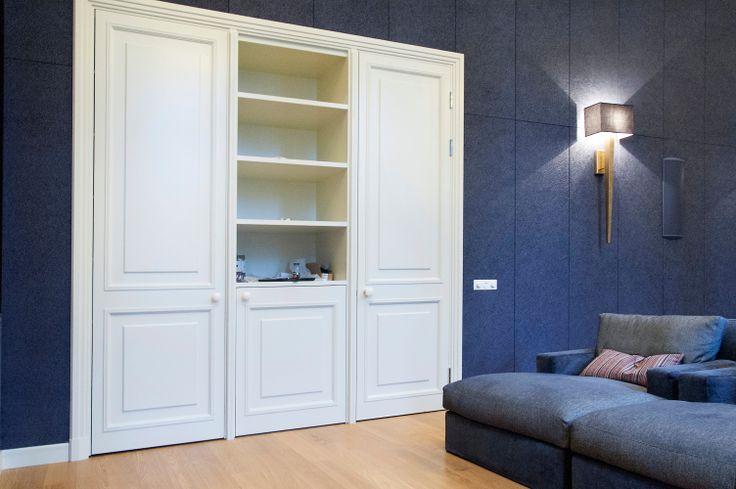 Home Theater by Studio AJ Architects Sochi 2014