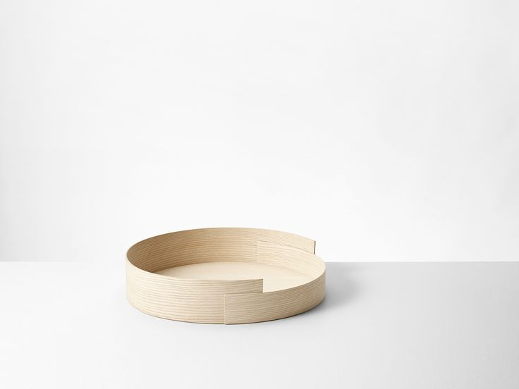STACK tray no 5 - Designed for Fritz Hansen Objects Photo by Anders Ingvartsen