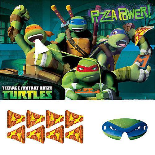 Teenage Mutant Ninja Turtles Party Game | 1 ct