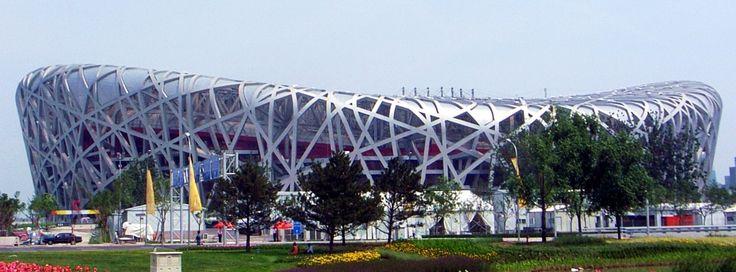 Birds Nest Cropped - 2008 Yaz Olimpiyatları - Vikipedi