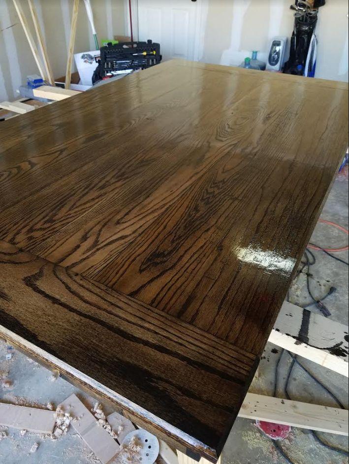 Wonderful Best 25+ Oak Table Top Ideas On Pinterest | Painted Oak Table, Oak Table  And Dining Table Redo