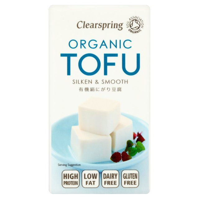 Clearspring Organic Japanese Silken Tofu: it's no secret that tofu is an essential protein-packed superhero to many vegan cupboards. Enjoy it Japanese-style with a little soy sauce, sesame oil and chopped spring onions, or make a luscious vegan chocolate mousse with it (seriously, it's so good).