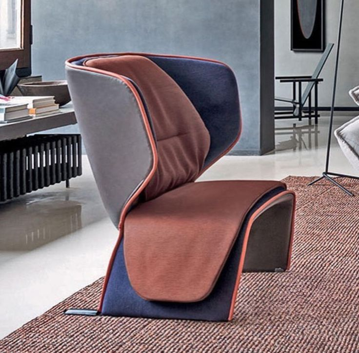 Gender armchair Patricia Urquiola for Cassina