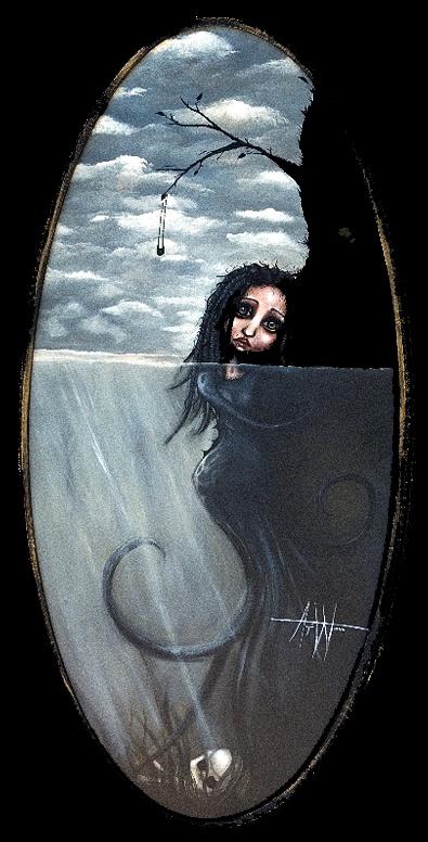 """""""Temptress"""" by Angelina Wrona"""