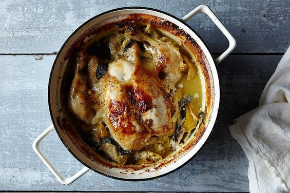 Jamie Oliver's Chicken in Milk, a recipe on Food52