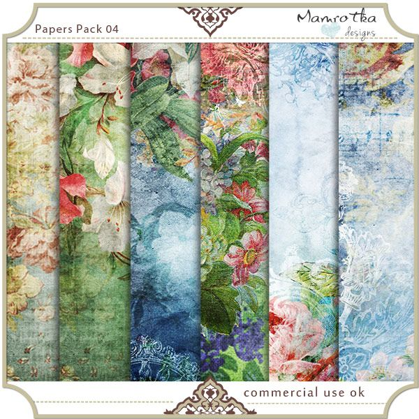 Papers Pack 04