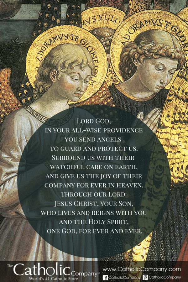 It's Universal Guardian Angel Appreciation Day!