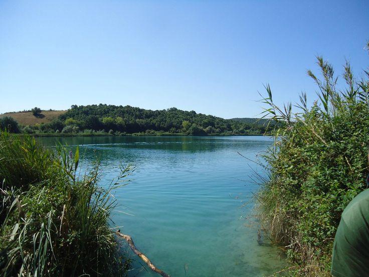 Lago dell'Accesa - Massa Marittima Bello, unico ma sopratutto romantico