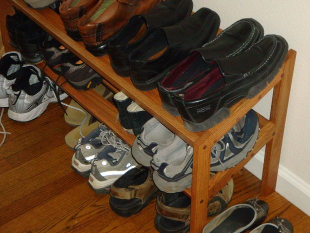 55 Best Shoe Rack Plans Images On Pinterest