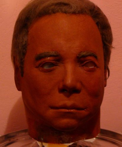 The 1975 original. William Shatner / Michael myers mask