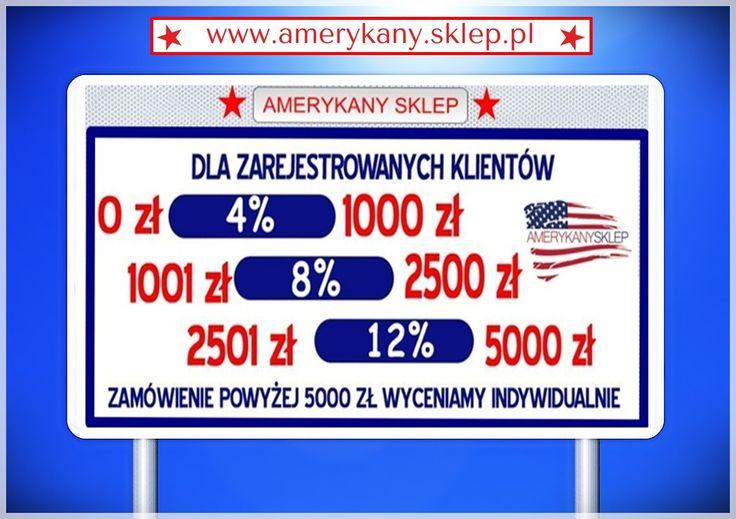 Welcome www.amerykany.sklep.pl