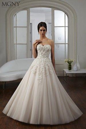 Best  bridal bridal gown wedding gown mgny Madeleine Gardner New York