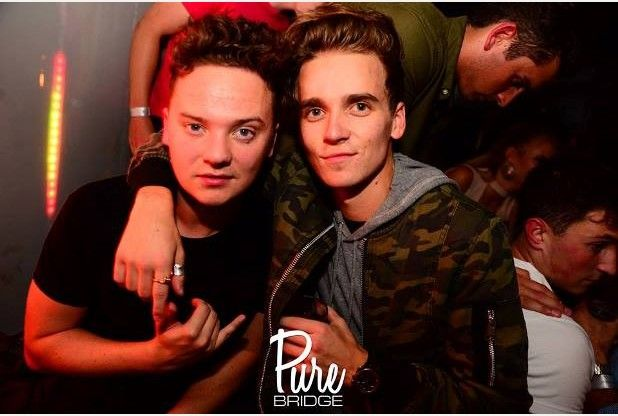 Look who have been partying at Bath nightclub Second Bridge