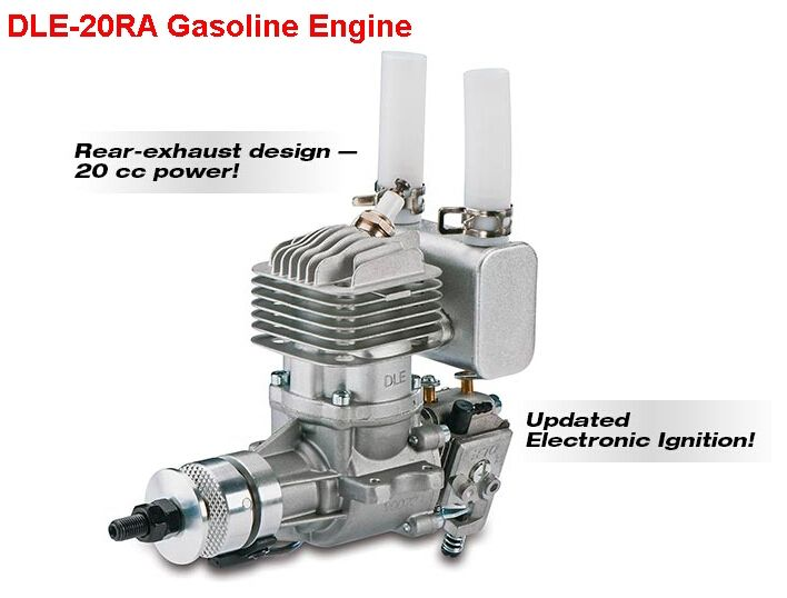 265.20$  Watch now - http://alixc3.worldwells.pw/go.php?t=32747959030 - Original DLE 20CC DLE20RA Gasoline Engine for RC Model