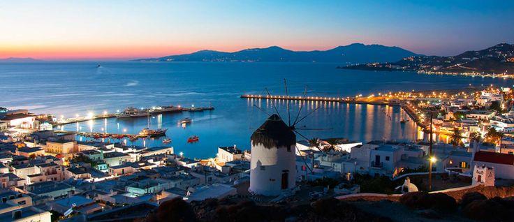 Mykonos: a ilha grega mais bonita do Mar Egeu  #greciamykonos #hostelmykonos…
